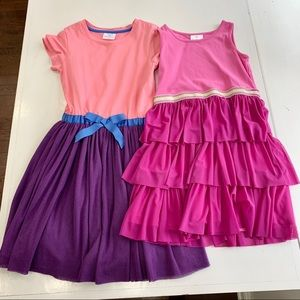 Hanna Andersson 140 9/10 Bundle of Dresses